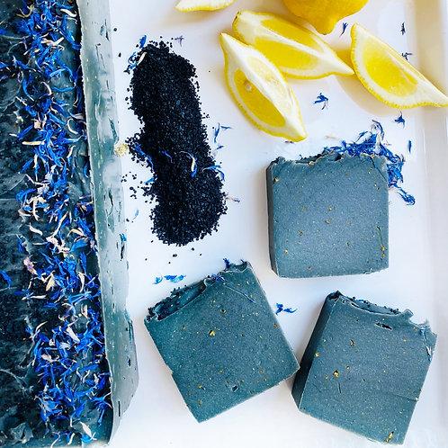 Citrus Charcoal Natural Soap Bars