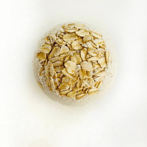 Organic Collodial Oats 'n' Honey Deluxe Bathbomb
