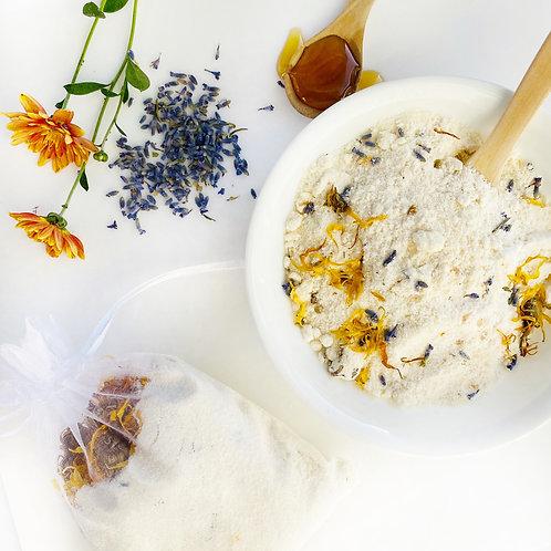 Tune In Milk & Honey Bath