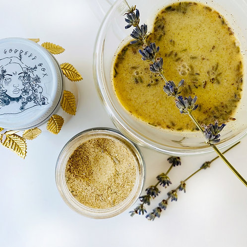 Honey & Lavender Golden Milk