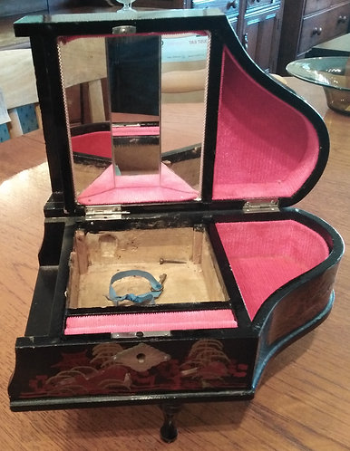 Piano Jewellery Box