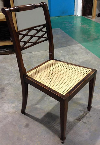 Re-Caned Chair