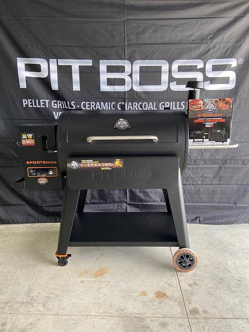 Pit Boss Sportsman 1100SP
