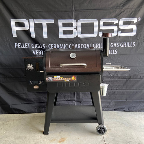 Pit Boss 820 Mahogany