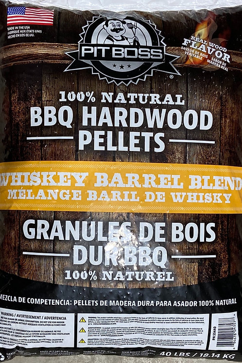 Whiskey Barrel Blend