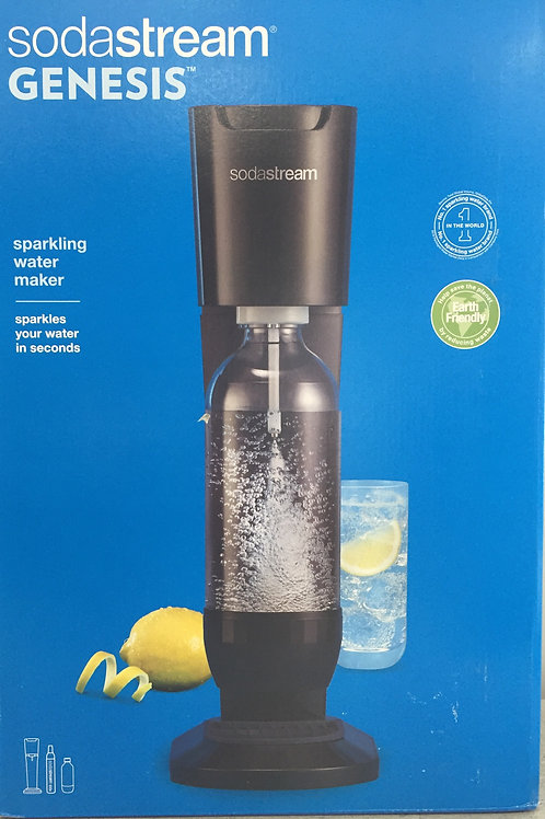 Soda Stream Genesis Sparkling Water Maker
