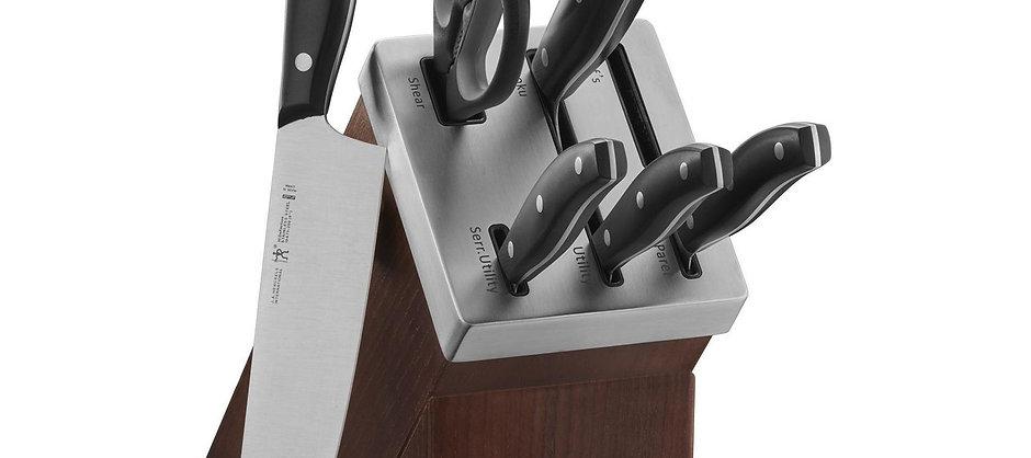 Henckels 7-pc Knife Block