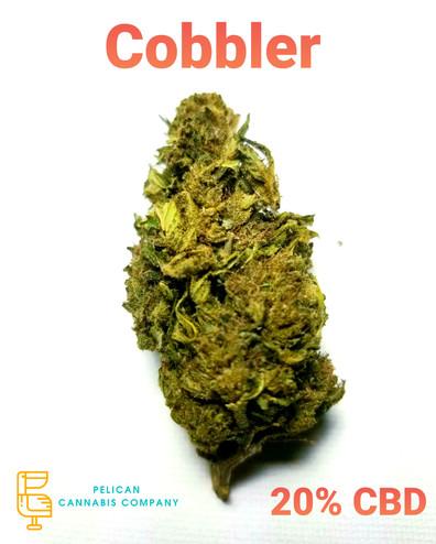 Cobbler CBD Hemp Flower