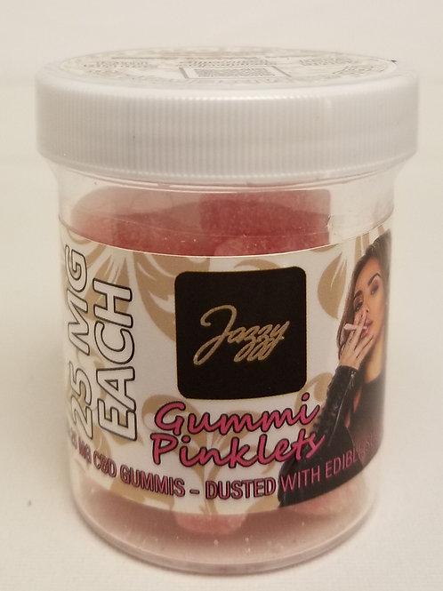 Jazzy Gummi Pinklets 250MG