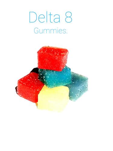 Delta 8 Gummies are back!