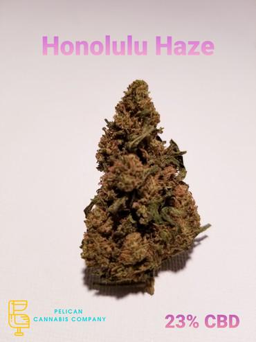 Honolulu Haze CBD Hemp Flower