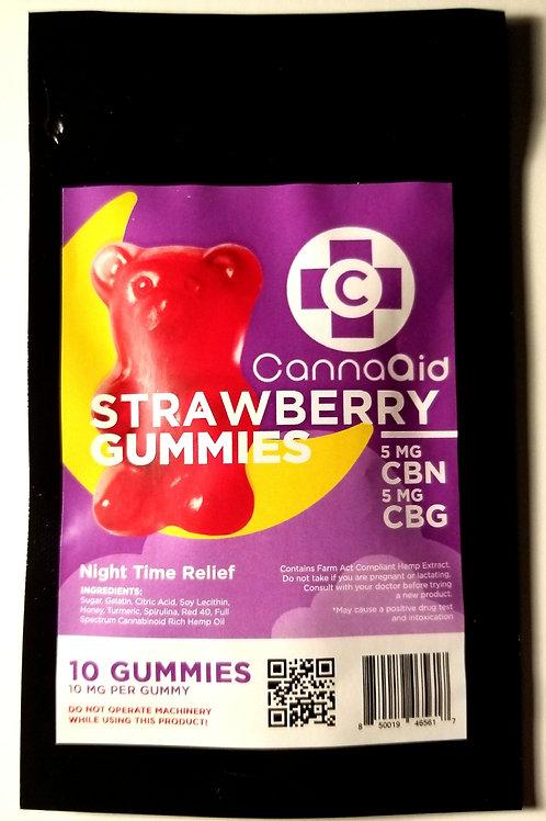 CBG(5mg)/ CBN(5MG) Gummies