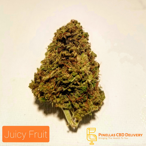Juicy Fruit Hemp Flower