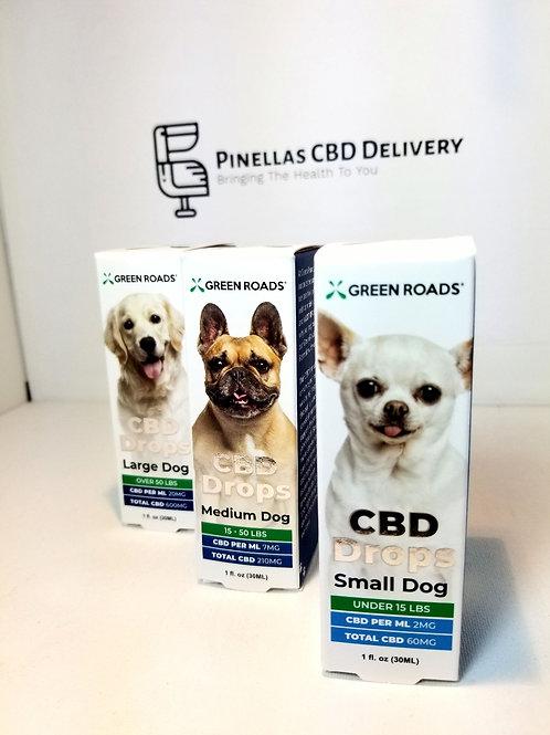 Pet CBD Dog Drops