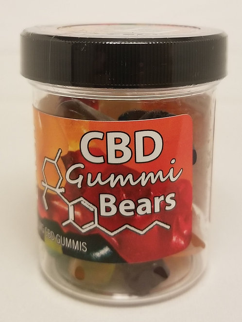 Organic CBD Gummi Bears 150MG