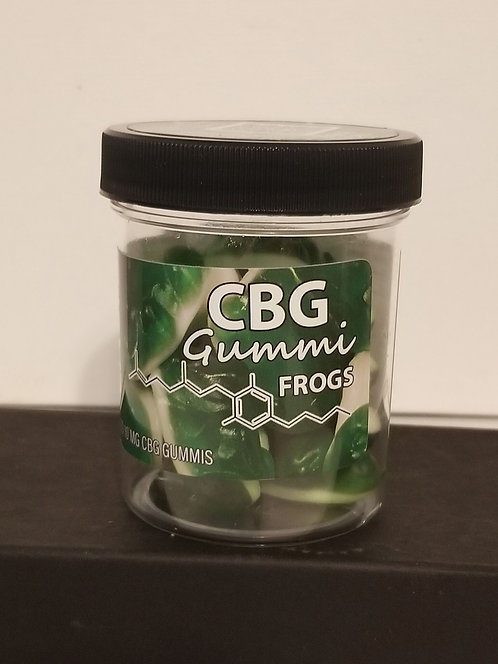 CBG Gummi Frogs 150MG