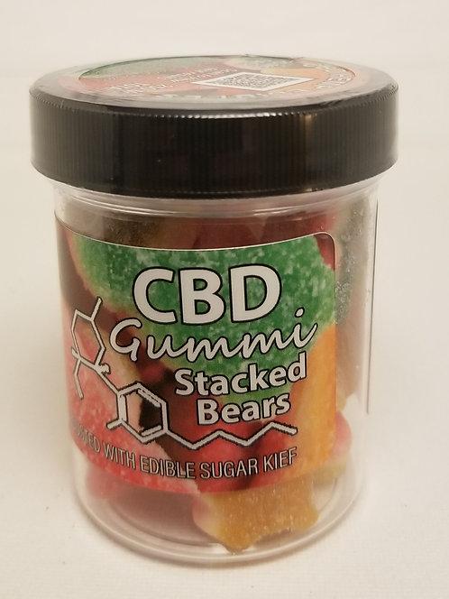 Gummi CBD Stacked Bears 250MG
