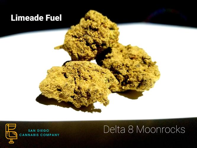 Delta 8 Moonrocks - Limeade Fuel