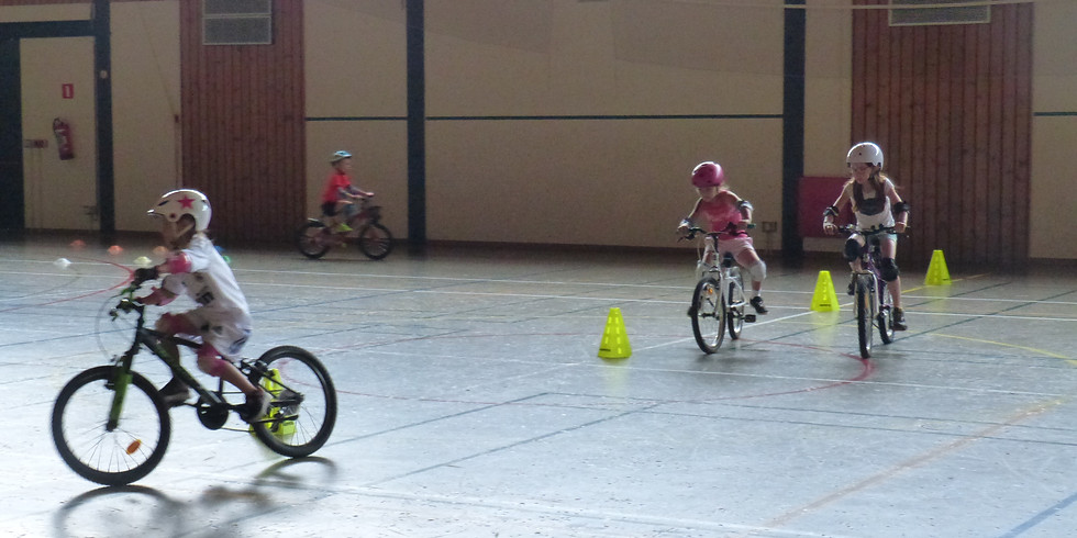 Stage Vélo/Roller(3-12ans)