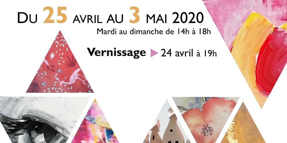 Exposition annulée mais le catalogue 2020-2021 à visionner!