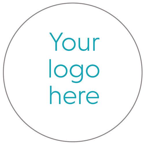 Round Sticker (100)