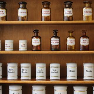 Naturopathic Medicine Shelf