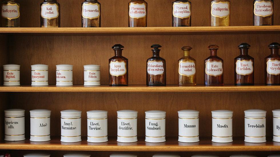Custom Herbal Tincture - 1 oz