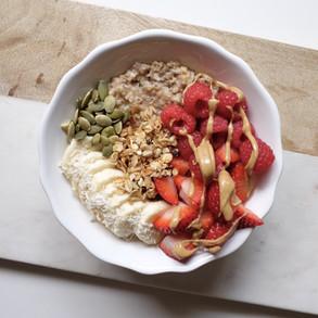 Breakfast Oats Recipe
