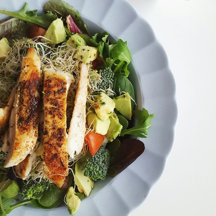 A Salad that FUELS