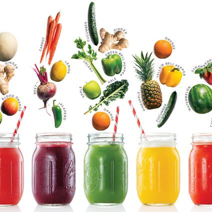 10 Best Foods to Juice