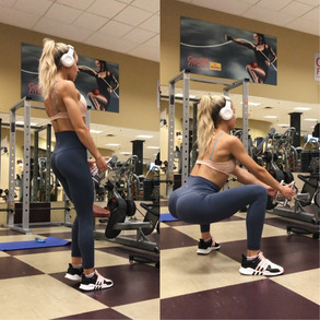 Full Workout: Glute & Legs