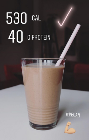 Protein Shake Recipe for Weight Gain