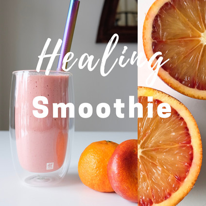 Probiotic, L-Carnitine Smoothie