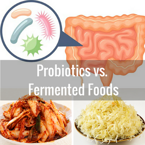 Do Yogurt and Fermented Foods provide ENOUGH probiotics?