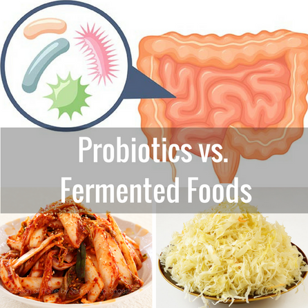Do Yogurt and Fermented Foods provide ENOUGH probiotics?