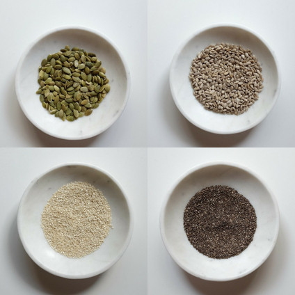Balance Your Hormones with Seeds