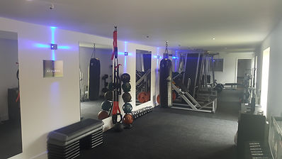 Azzurro Personal Training studio and gym