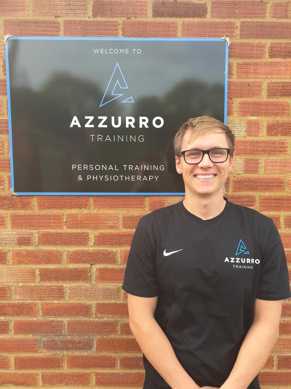 Physiotherapist, James Lee, Azzurro Training, Sports Injury