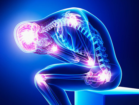 Chronic pain- why is your pain just not going away?