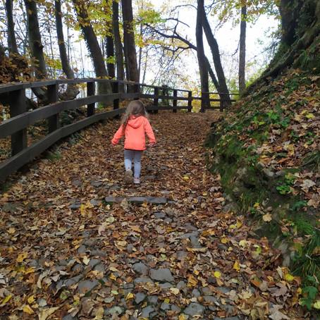 Trekking Mom