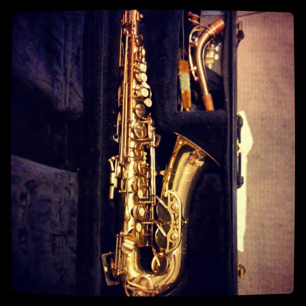 Starting to learn saxophone