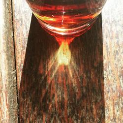 Glass flame #sun