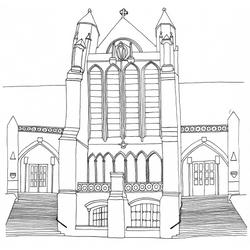 Chapel, University of Glasgow