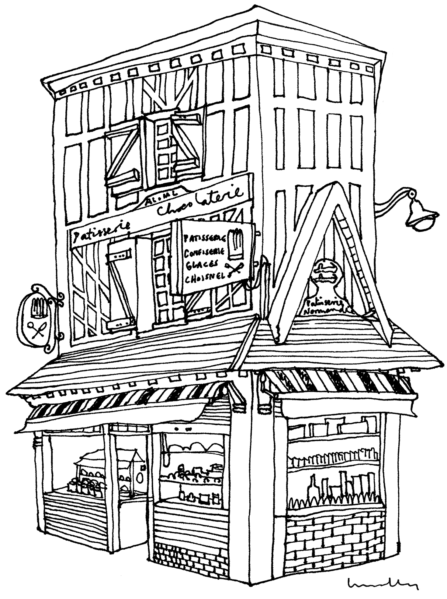 Trouville Chocolaterie