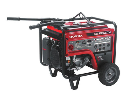 Using a Generator During a Power Outage