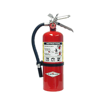 A multi-purpose fire extinguisher