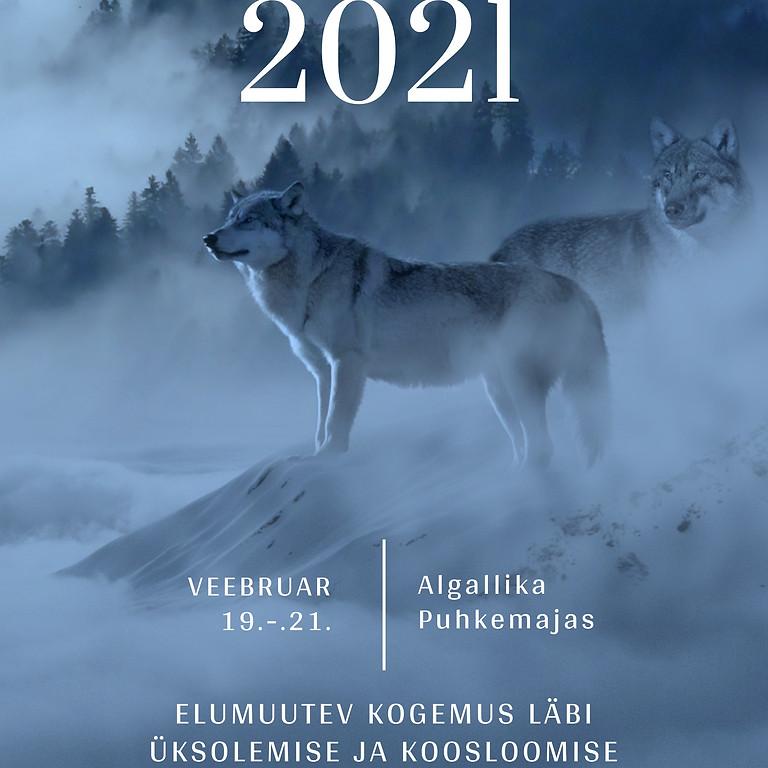 ÜLIMINA 2021 Talvelaager