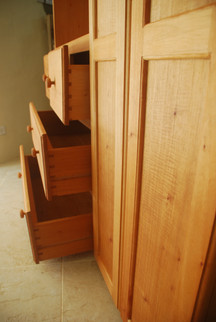 Fitted or freestanding furniture