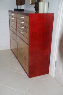 Home cabinet