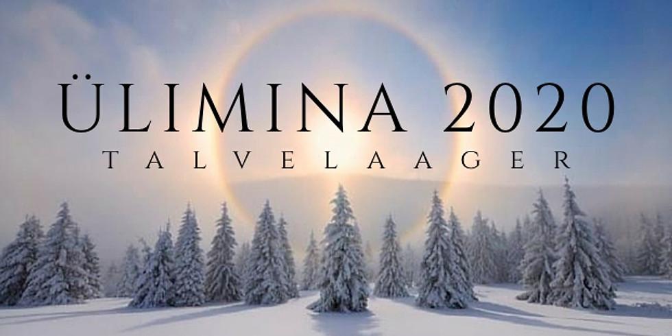 ÜLIMINA 2020 Talvelaager